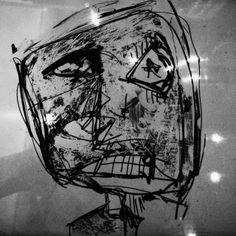 Whiteboard Sketch by Jeremy Cowart