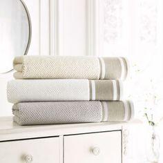 Luxury Bath Towels - Picadilly by Kassatex | Kassatex