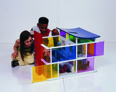 Kaleidoscope House - Archkids. Arquitectura para niños. Architecture for kids. Architecture for children.#more