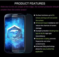 Buy Xiaomi Mi4 CURVED Tempered Glass Screen Protector Guard 2.5D Curve • Round Kart