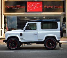 #GoodMorning  For info on our Ramadan Offers contact us on 971 4 338 8001 / 971 56 105 8773.  #signaturetechniques #uae #abudhabi #mydubai #dubailife #dubai #dubaicars #arabcars #saudi #ksa #riyadh #jeddah #kuwait #qatar #bahrain #customcars #modifiedcars #luxury #bespoke #blacklist #carporn #landrover #rangerover #landroverdefender #defender #legend #autobiography #kahn #vip by signaturetechniques #GoodMorning  For info on our Ramadan Offers contact us on 971 4 338 8001 / 971 56 105 8773…