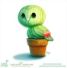 Bird Cacti