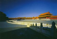 Seat of supreme power for over five centuries (1416-1911), the Forbidden City in Beijing, with its landscaped gardens and many buildings, constitutes a priceless testimony to Chinese civilization during the Ming and Qing dynasties.