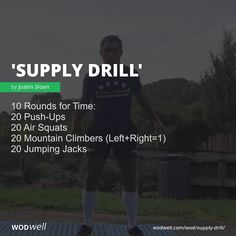 Crossfit Workout Program, Wods Crossfit, Wod Workout, Travel Workout, Workout Programs, Calisthenics Workout Routine, Back In The Game, Gym Workout For Beginners, Wellness Fitness