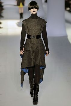 Saint Laurent Fall 2008 Ready-to-Wear Collection Photos - Vogue
