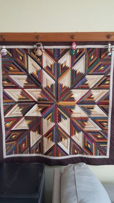 Feather Star Quilt