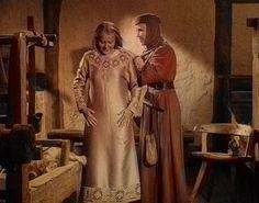 El manantial de la doncella de Ingmar Bergman