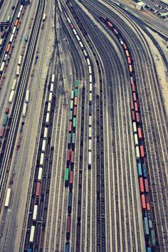Aerial view - Quilt idea