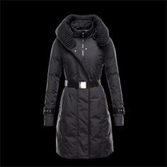 ae0515075784 Moncler Parka Femme Chacal Noir Coat Sale, Stay Warm, Coats For Women,  Fashion
