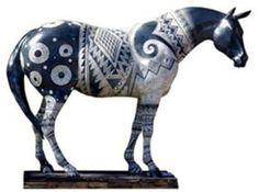 horses figurine