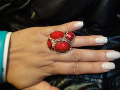 Red/Gold Ring $5 Qty 1