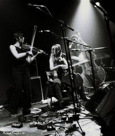 Godspeed You! Black Emperor * Crystal Ballroom (Portland, OR - 2/18/11)