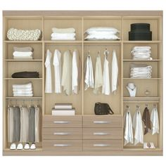 52 Popular Wardrobe Design Ideas In Your Bedroom. The most essential and important aspect of your bedroom includes your bed and bedroom wardrobe. Wardrobe Design Bedroom, Bedroom Furniture Design, Bedroom Wardrobe, Wardrobe Closet, Built In Wardrobe, Wardrobe Ideas, Closet Ideas, Wardrobes For Bedrooms, Bedroom Ideas