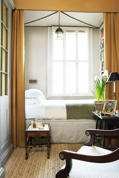 Absolutely Beautiful Tiny Bedrooms
