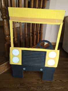 Dump Truck Photo Booth | myraecreations