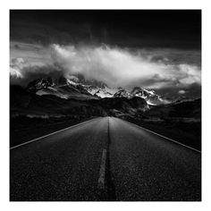 Gorgeous black and white landscapes by Jay Vulture, professional fine art photographer and artist currently based in Central London, England. Jay focuses on daytime long exposure fine art photography. Photography Workshops, Artistic Photography, Fine Art Photography, Street Photography, Landscape Photography, Nature Photography, Travel Photography, Photography Ideas, Black And White Landscape
