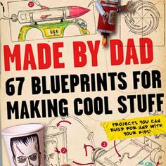 Made By Dad Blueprint Book