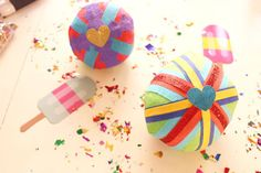 Amazing Surprise Ball for Childs Birthday Gift Favor by Bashabaloo