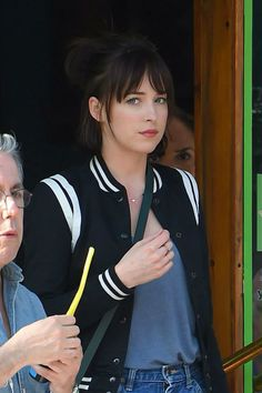 Dakota Johnson in how to be single