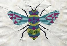 Free Paper Piecing Patterns, Applique Patterns, Bird Quilt, Butterfly Quilt, Mini Quilts, Paper Pieced Quilts, Thing 1, Foundation Paper Piecing, Quilting Designs