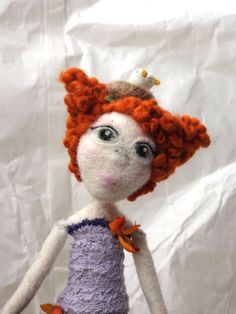 The Queen of Flowers by Silvia Paparella on Etsy