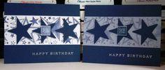 Dallas Cowboys Fans Birthday Card