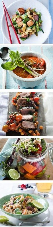 25 healthy recipes | News | Eat Out
