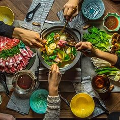 Shabu Shabu, a Japanese dish of thin slices of meat and vegetables cooked in hot broth, is made for entertaining. Invite over some friends and try our Test Kitchen&