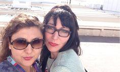 Ana & Merli in Cannes