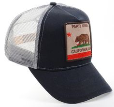 Peter Grimm Party Animal Baseball Hat
