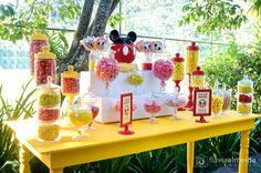Mickey Mouse Pizza Party Planning Ideas Supplies Idea Decor Minnie
