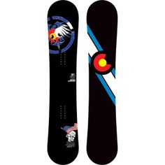 Never Summer knows their -ish about snowboards . This is a men's board, but I know what I like and I like what I see . extremely lightweight, handles well on power or ice, and fair amount of pop. I dig :) Ski Gear, Snowboarding Gear, Ski And Snowboard, Colorado State Flag, Never Summer, Ski Season, Longboarding, Snowboards, Outdoor Gear