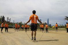 CrossFit 10 Noviembre, Parque Bicentenario.