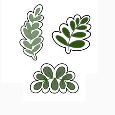 Leaf Cookies, Cookie Cutter Set, Cupcake Cakes, Cupcakes, Pattern Art, Cookie Decorating, Greenery, Plant Leaves, Crafty