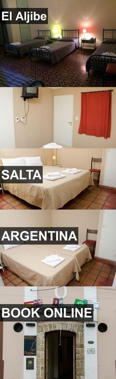 Hotel El Aljibe in Salta, Argentina. For more information, photos, reviews and best prices please follow the link. #Argentina #Salta #ElAljibe #hotel #travel #vacation