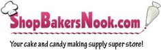 Cake Decorating Supplies from ShopBakersNook.com Sprinkles in Bulk