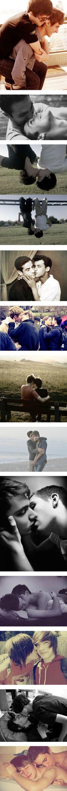 """Romantic Gay Couples"""