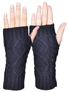 Bright Seven Til Midnight Gloves Seamless Fingerless Elbow Length Gloves Strong Packing Clothing, Shoes & Accessories Accessories