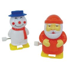 Christmas Character Wind Up Toy