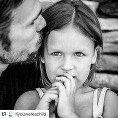 @ifyouwereachild is the photographer to call anywhere you are in the world  This is my husband @darrellutley and youngest Maiya