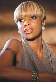 Mary J. Blige ~Via Catherine Ligon