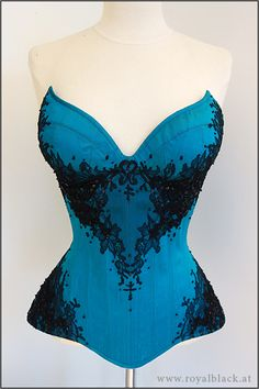 Gorgeous shape--don't really like the blue shade but otherwise is lovely! Royalblack, so incredibly beautiful. This is a work of art I wish I could afford.