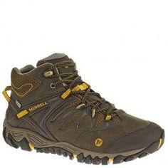 0630296258338f Best products prices from trust brands Merrell Men s AllOut Blaze Mid  Waterproof Specially designed and durable!