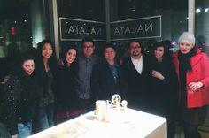 Friends with Oji Masanori - YUKARI Exhibition Opening Recap - Nalata Nalata