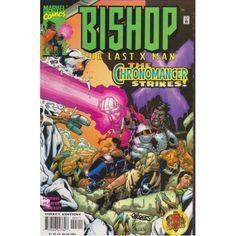 BISHOP: THE LAST X-MAN #3 | 1999-2001 | VOLUME 1 | MARVEL | X-Men