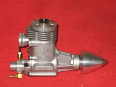 SUPER TIGRE X15 RV RE SPEED C/L MODEL AIRPLANE ENGINE