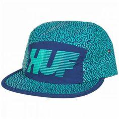 HUF Memphis 10K Volley Hat Streetwear Skate Skater CAP - MyCraze Huf a841dd0a7ce7