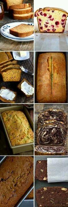 GF Bread recipes