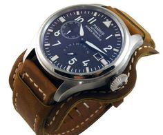 Fanmis Big Pilot Black Dial Power Reserve Chronometer Automatic Mens Brown Leather Strap Watch Fanmis http://www.amazon.com/dp/B00K94ZUSY/ref=cm_sw_r_pi_dp_5URKvb165EW90