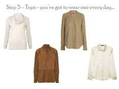 Ralph Lauren soft brown checked blouse - The Vivienne Files: November 2012